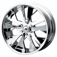 Truck SUV Chrome Wheel