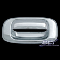 Chrome Tailgate Handle