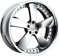 Luxury Chrome Wheel